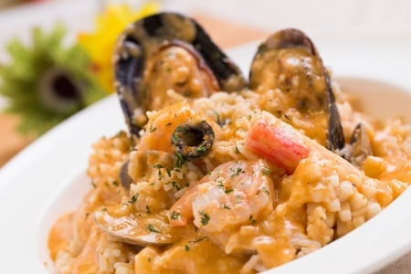 Learn how to make lobster risotto