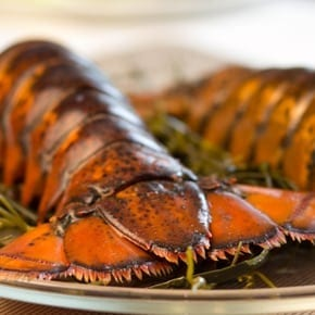 Fresh Frozen Lobster Tails