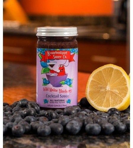 WILD MAINE BLUEBERRY COCKTAIL SAUCE