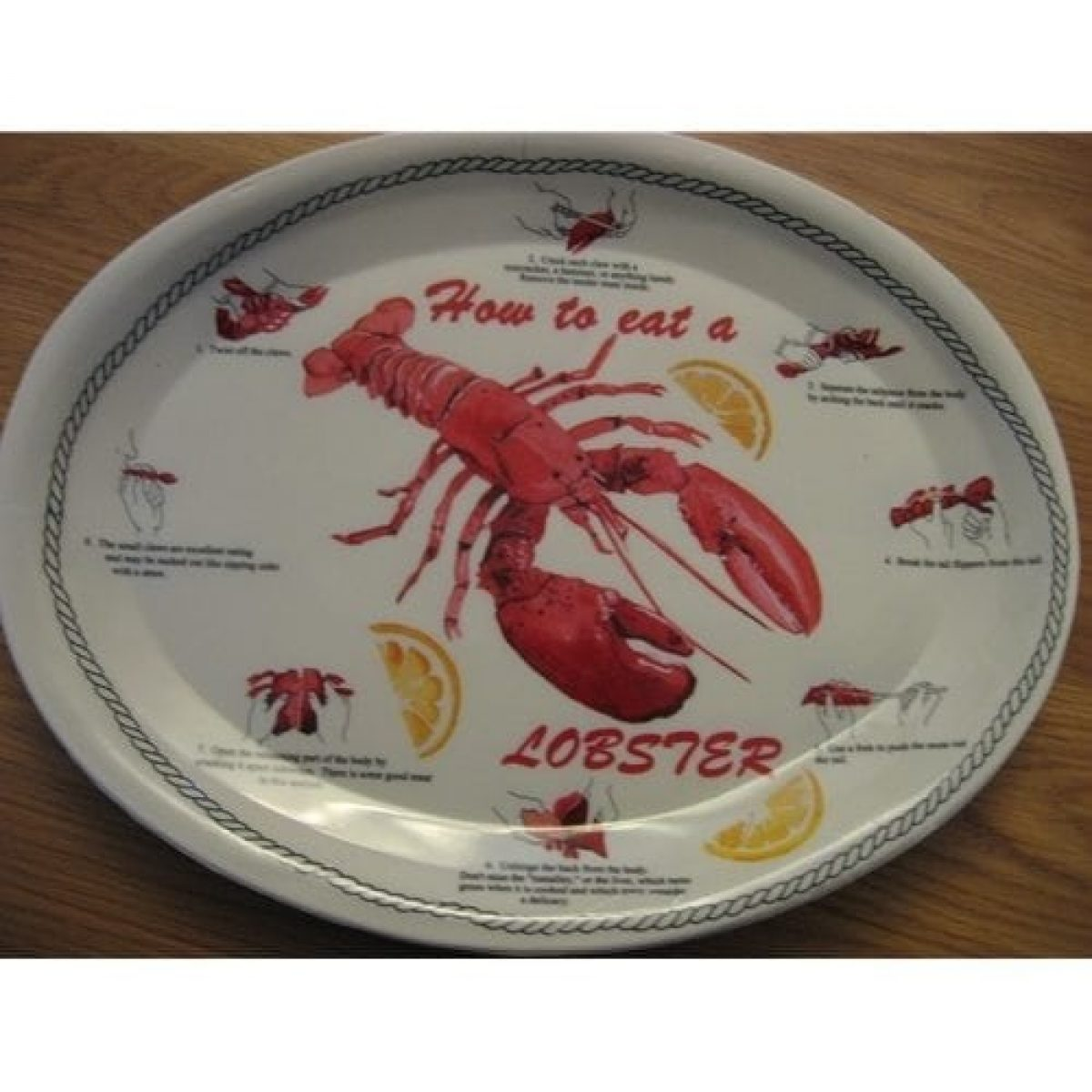 Lobster Dinner Plates 4 Pack – ADD-ON ...
