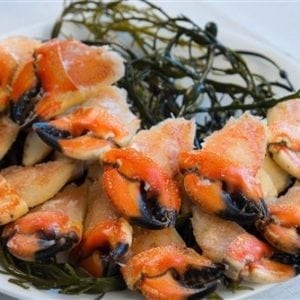 MAINE ROCK CRAB CLAWS