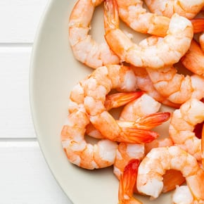 RAW MAINE SHRIMP