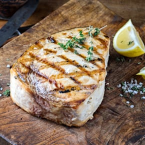 2LB SWORDFISH STEAKS